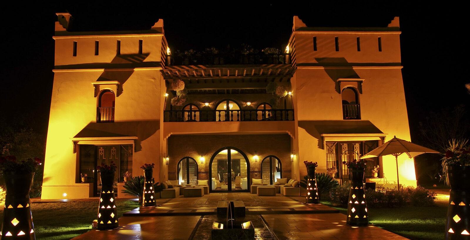 Bienvenue à Villa Malika Silvana