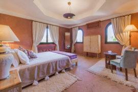 Chambre le papillon - Villa Malika Marrakech