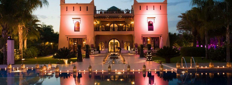 wedding venue marrakech - Villa Malika Silvana